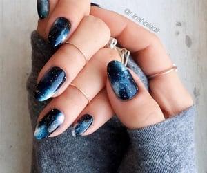 manicure, nail art, and nail salon image