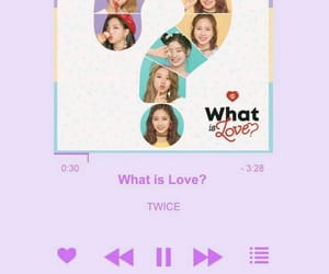 kpop, twice, and what is love? image