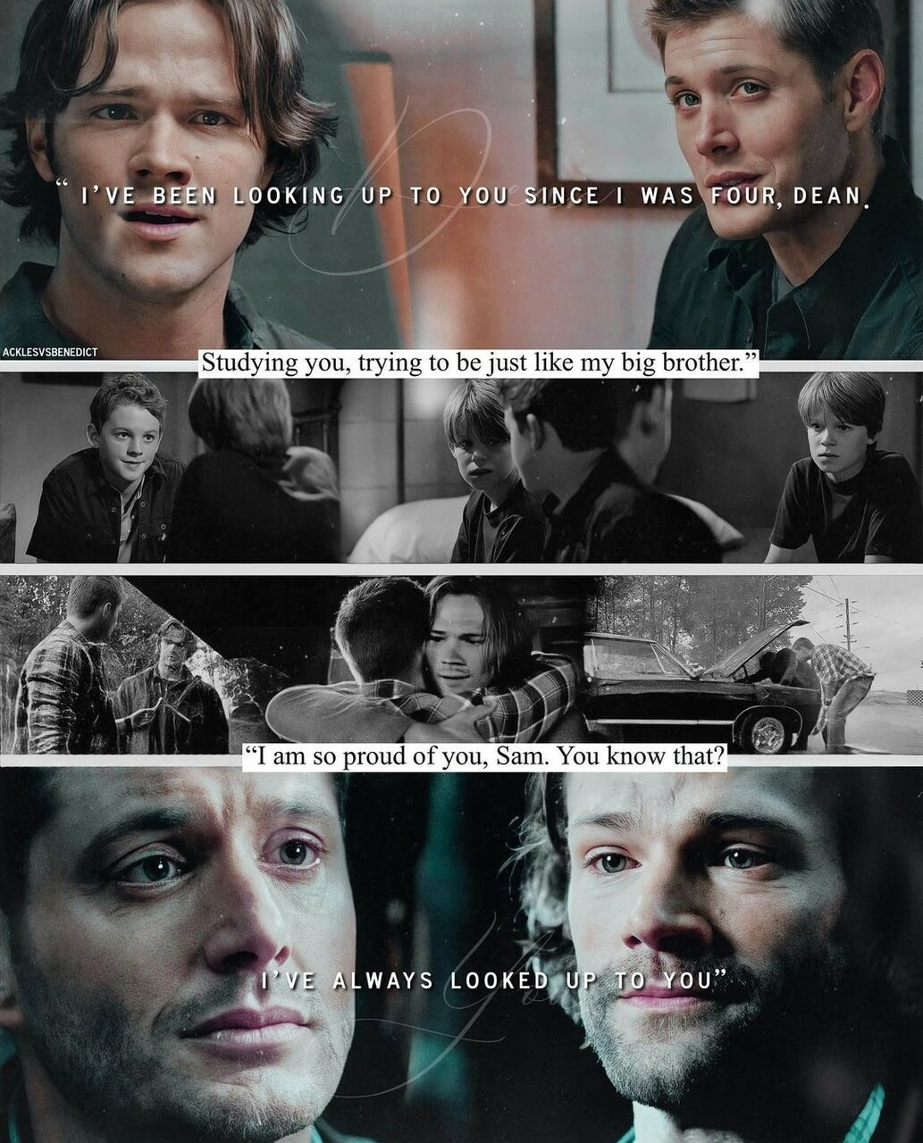 aesthetic, edit, and sam winchester image