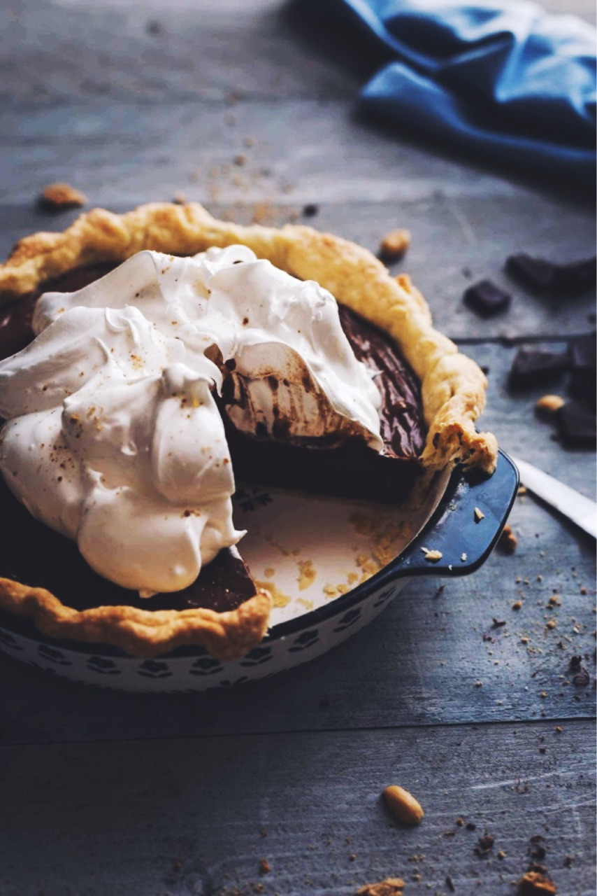food, pie, and sweet image