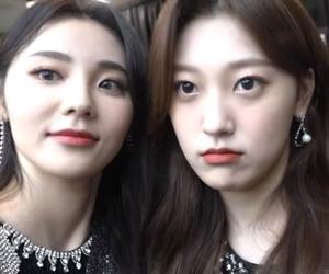 kpop, choi yerim, and jinsoul image
