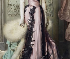 edwardian, gowns, and rosita image