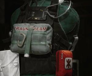 cyberpunk, team, and back image