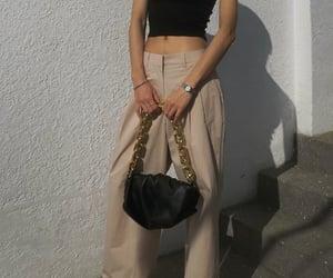 black top, blogger, and bottega veneta image