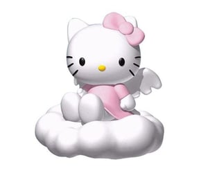 hello kitty, overlay, and png image