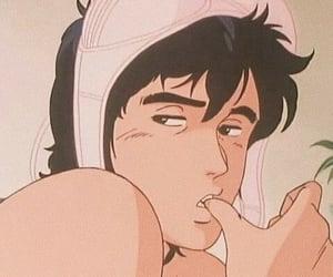 anime, anime aesthetic, and anime retro image