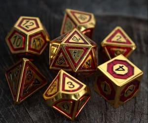 dnd metal dice sets and dnd metal dice image