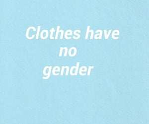 blue, clothes, and gender image