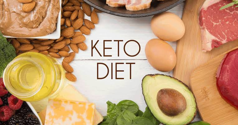 article, ketogenic diet, and fitness image