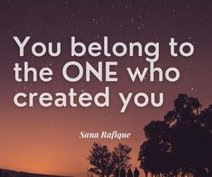allah, creation, and islam image