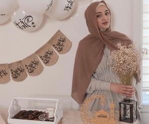 girls, Ramadan, and ramadan kareem image