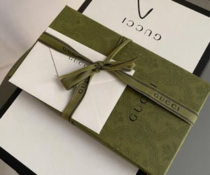 gift, green, and gucci image