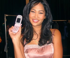 2000s, cellphone, and baby phat image