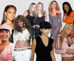 2000s celebrities image