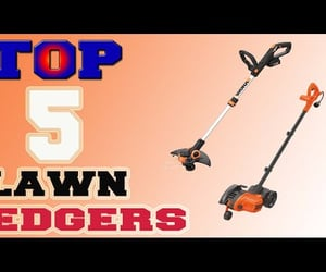best lawn edger, the best lawn edgers, and top rated lawn edgers image