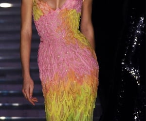 Raquel Zimmermann, Versace 2002