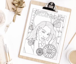 hobby, coloringbook, and coloringforadults image