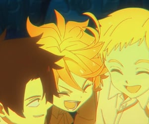 ynn, tpn, and the promised neverland image