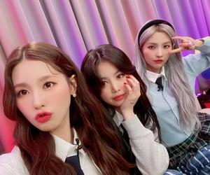 girl group, girlgroup, and unpretty rap star image
