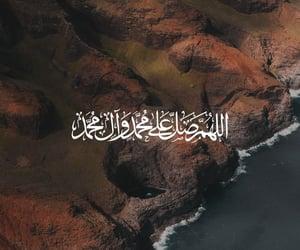 الله, مسلم, and الجُمعة image