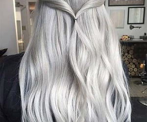 chanel, girls, and hairstyle image
