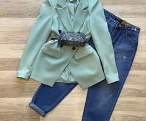 blazer, classy, and neutral image