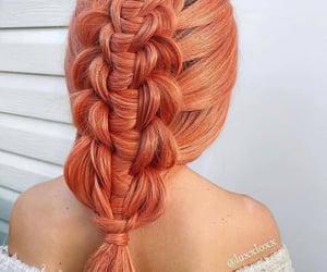 girly, girly things, and hair image