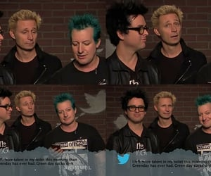 billie joe armstrong, emo, and green day image