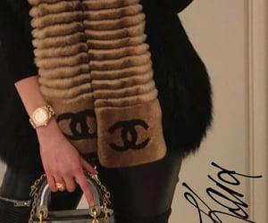 chanel, Christian Dior, and fur image