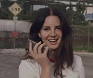 lana del rey, aesthetic, and icon image