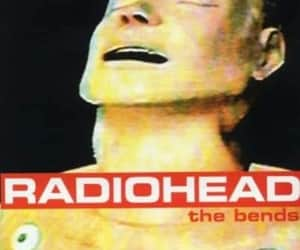 music, radiohead, and the bends image