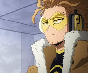 anime, hawks, and anime boy image