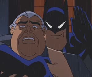 batman, DC, and old image