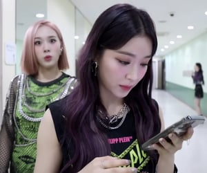 j, lq, and jang yeeun image