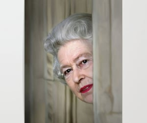 royal family, funny photos, and queen elizabeth ii image