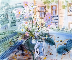 art, paintings, and raoul dufy image