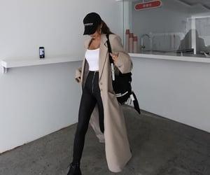 kfashion, korean fashion, and style image