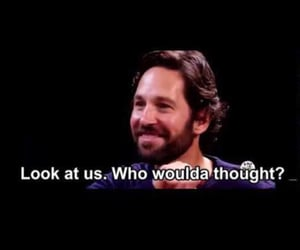 paul rudd and reaction pic image
