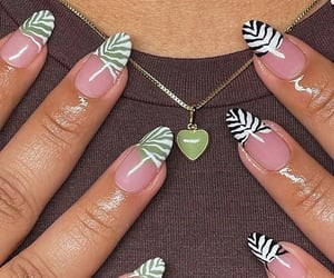 style, aesthetic, and nails image