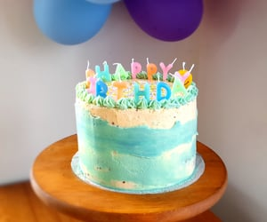 birthday, food, and party image