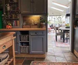 cozinha, cozinha rústica, and suadecoracao image