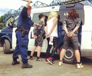 arrested, band, and boys image
