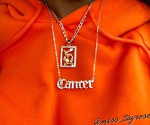 street wear, sweater weather, and orange sweater image