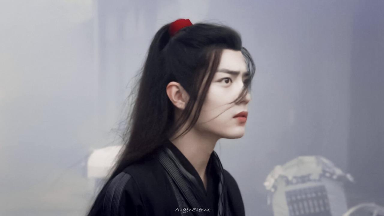 chinese, wang yibo, and wei wuxian image