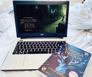 books, shadow and bone, and siege and storm image