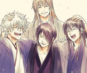 gintama, takasugi, and shouka sonjuku image