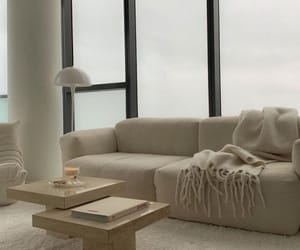 interior, aesthetic, and beige image