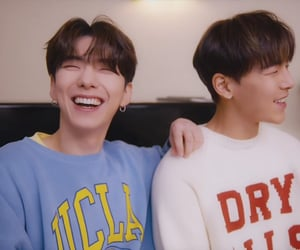kihyun, showki, and shownu image
