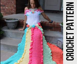 blanket, pattern, and toddler image