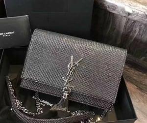 bag, clutch, and handbag image